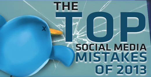 3 Major Social Media Fails of 2013 and Takeaways from Them