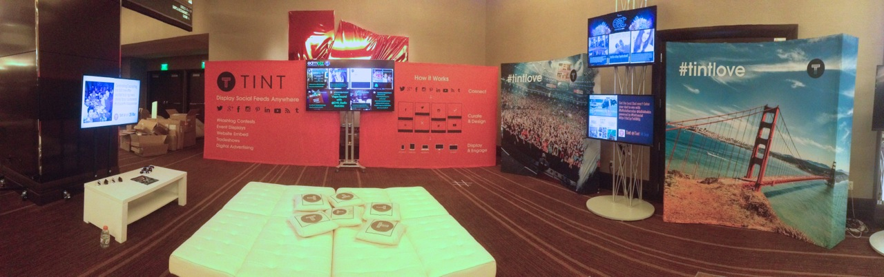 How our Startup Cut Business Conference Booth Costs from $50k to $15k