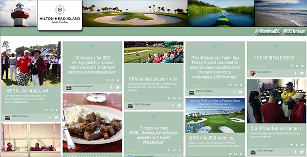 Tint Tees Off at RBC Heritage – And Reaches 1.6 Billion Impressions
