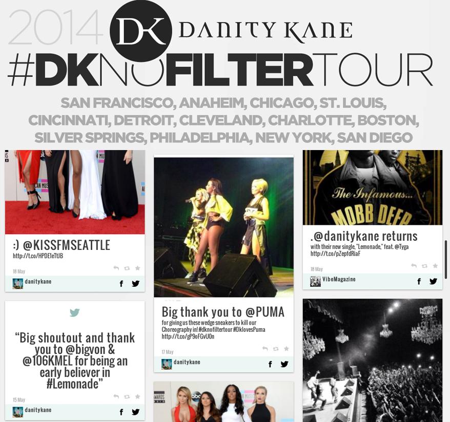 celebrity social media tint danity kane